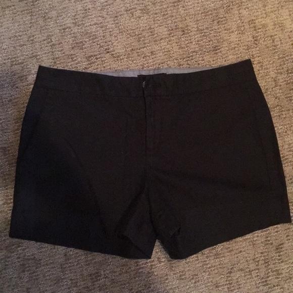 Banana Republic Pants - Women's Size 8 black Banana Republic shorts